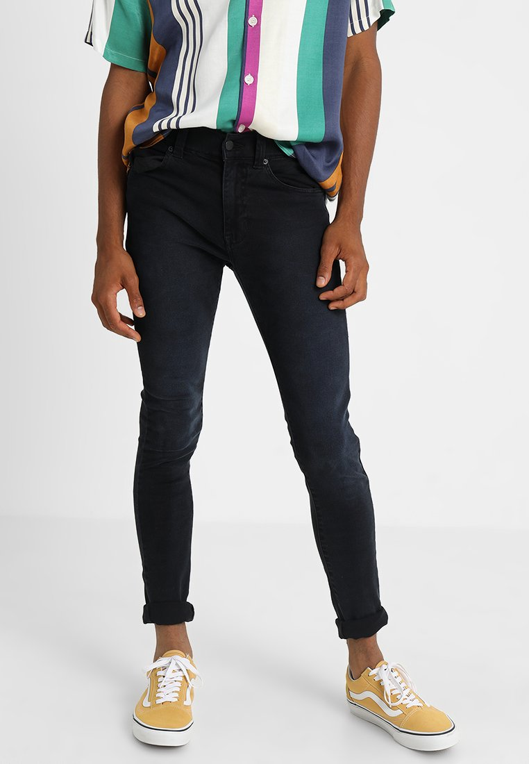 Dr.Denim - LEROY - Jeans Skinny Fit - pitch dark blue