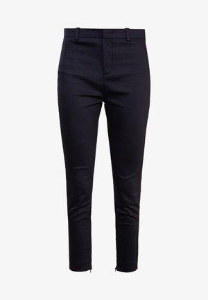 WINCH - Spodnie materiałowe - schwarz
