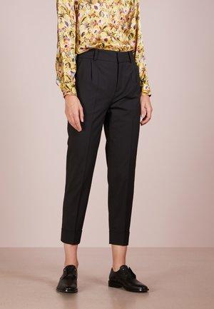 EMOM - Spodnie materiałowe - black
