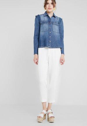 FIND - Pantalon classique - white