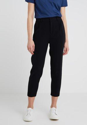FIND - Trousers - schwarz