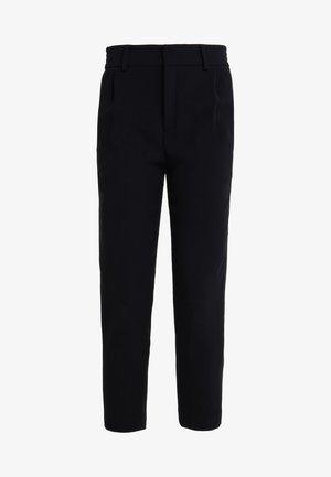 FIND - Kalhoty - schwarz