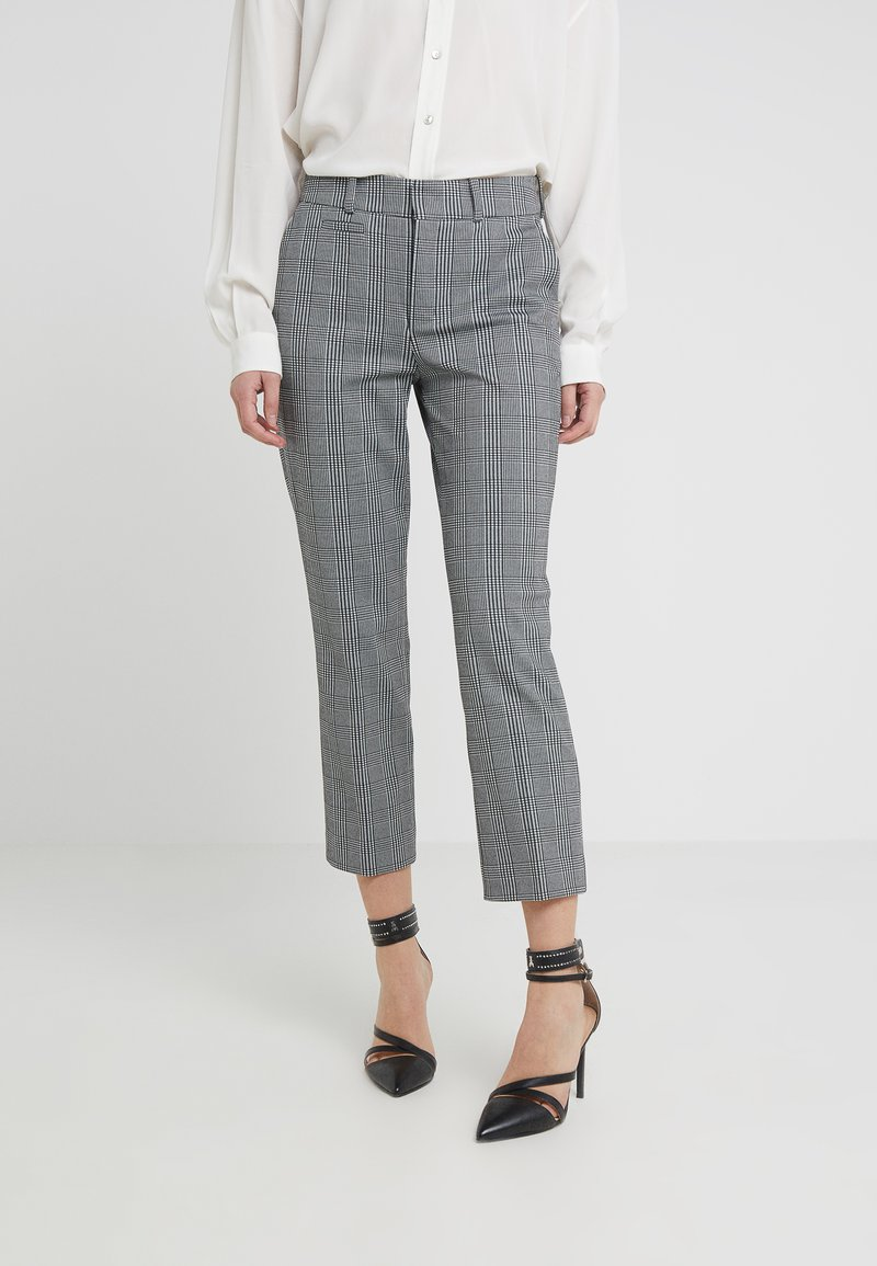 DRYKORN - SIDE - Pantaloni - grey