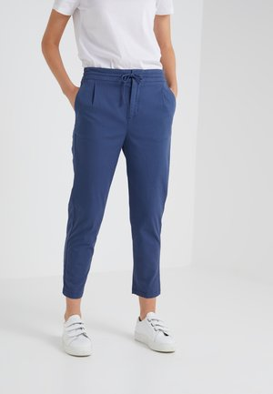 LEVEL - Trousers - blue
