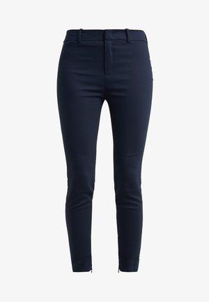 WINCH - Spodnie materiałowe - dark blue