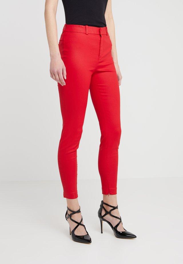 WINCH - Pantalon classique - red