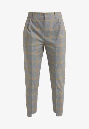 SLIT - Spodnie materiałowe - grau