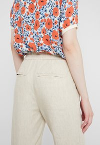 DRYKORN - LEVEL - Trousers - creme - 4