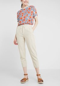 DRYKORN - LEVEL - Trousers - creme - 0