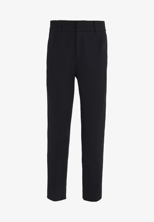 FIND - Spodnie materiałowe - black