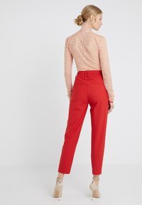 DRYKORN - FIND - Trousers - red - 2