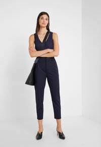 DRYKORN - FIND - Trousers - navy - 1
