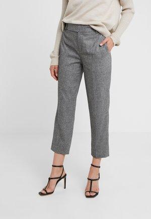 BEGIN - Pantalon classique - mottled grey
