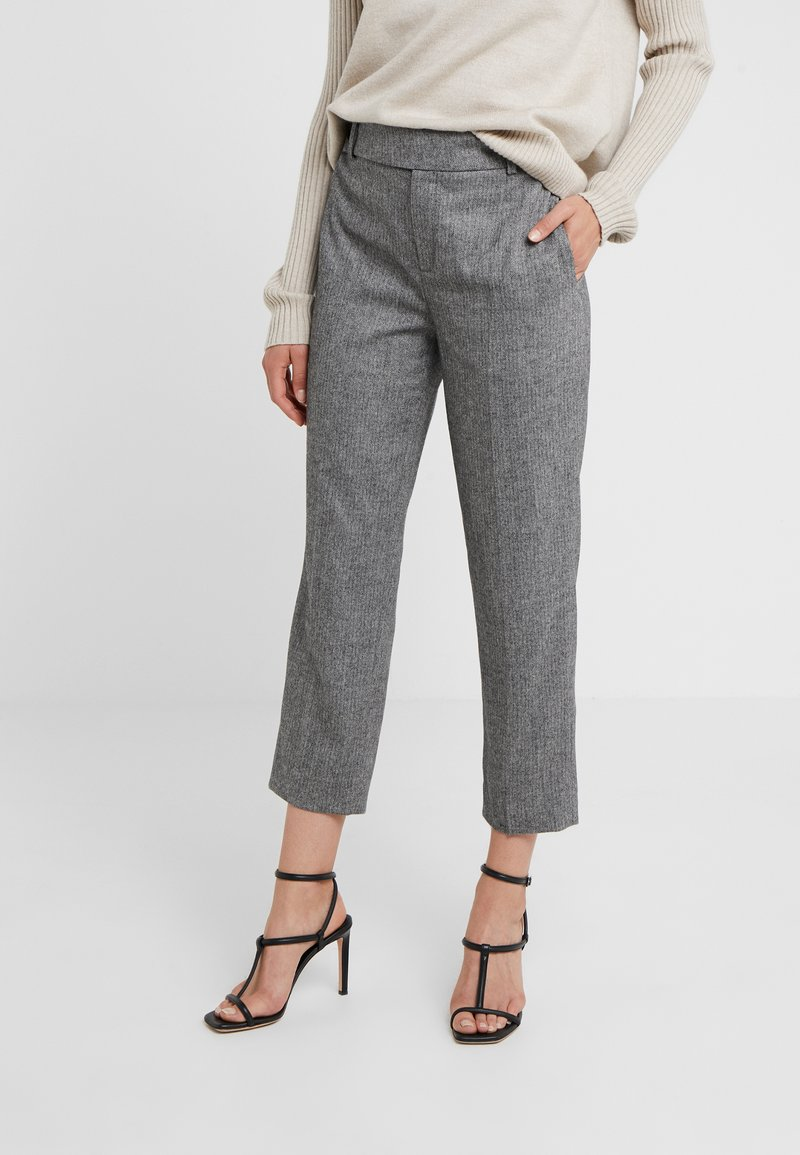 DRYKORN - BEGIN - Trousers - mottled grey