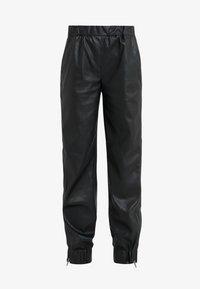 DRYKORN - ROPE - Kalhoty - black - 6