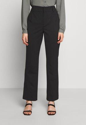 ESSAY - Pantalon classique - black