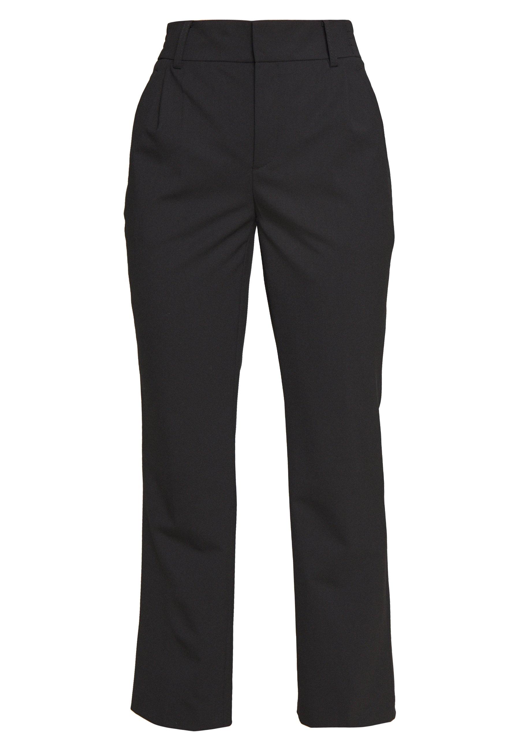 Drykorn Essay - Pantaloni Black 97DikC8