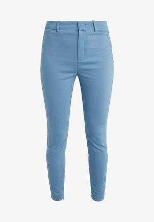 WINCH - Spodnie materiałowe - blue