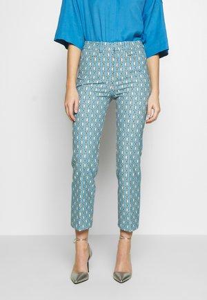 BASKET - Trousers - blue