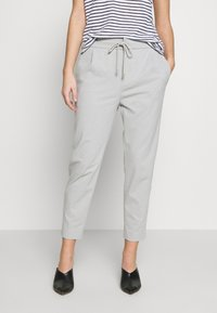 DRYKORN - LEVEL - Trousers - silver - 0
