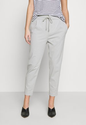 LEVEL - Trousers - silver