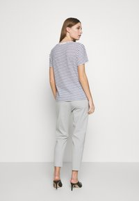 DRYKORN - LEVEL - Trousers - silver - 2