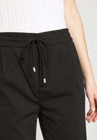 DRYKORN - LEVEL - Trousers - black - 4
