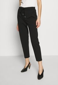 DRYKORN - LEVEL - Trousers - black - 0