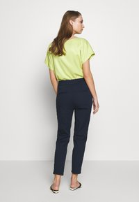 DRYKORN - LEVEL - Trousers - navy - 2