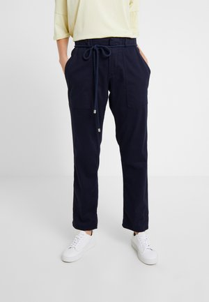 BAD - Trousers - navy
