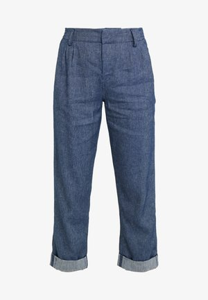 DISPATCH - Pantalon classique - denim blue
