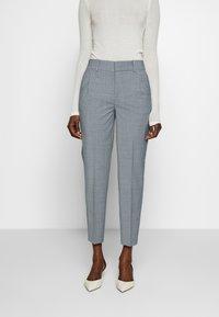 DRYKORN - JOB - Trousers - grey - 0
