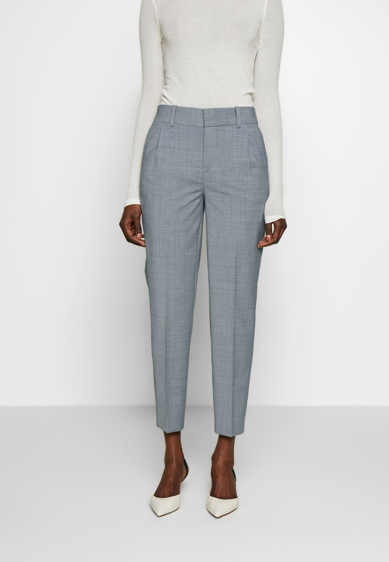 DRYKORN - JOB - Trousers - grey