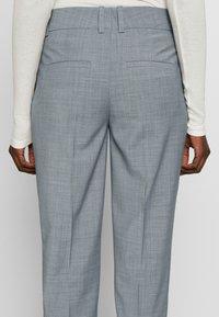 DRYKORN - JOB - Trousers - grey - 3