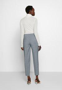 DRYKORN - JOB - Trousers - grey - 2