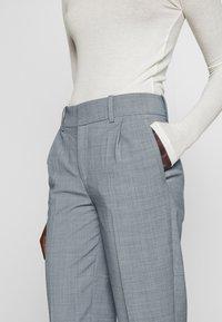 DRYKORN - JOB - Trousers - grey - 5