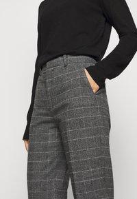 DRYKORN - STUDY - Spodnie materiałowe - grau - 4