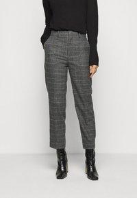 DRYKORN - STUDY - Spodnie materiałowe - grau - 0