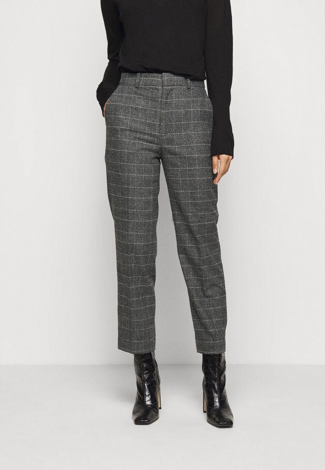 STUDY - Pantalon classique - grau