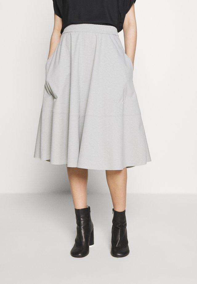 JALOMA - A-snit nederdel/ A-formede nederdele - silver
