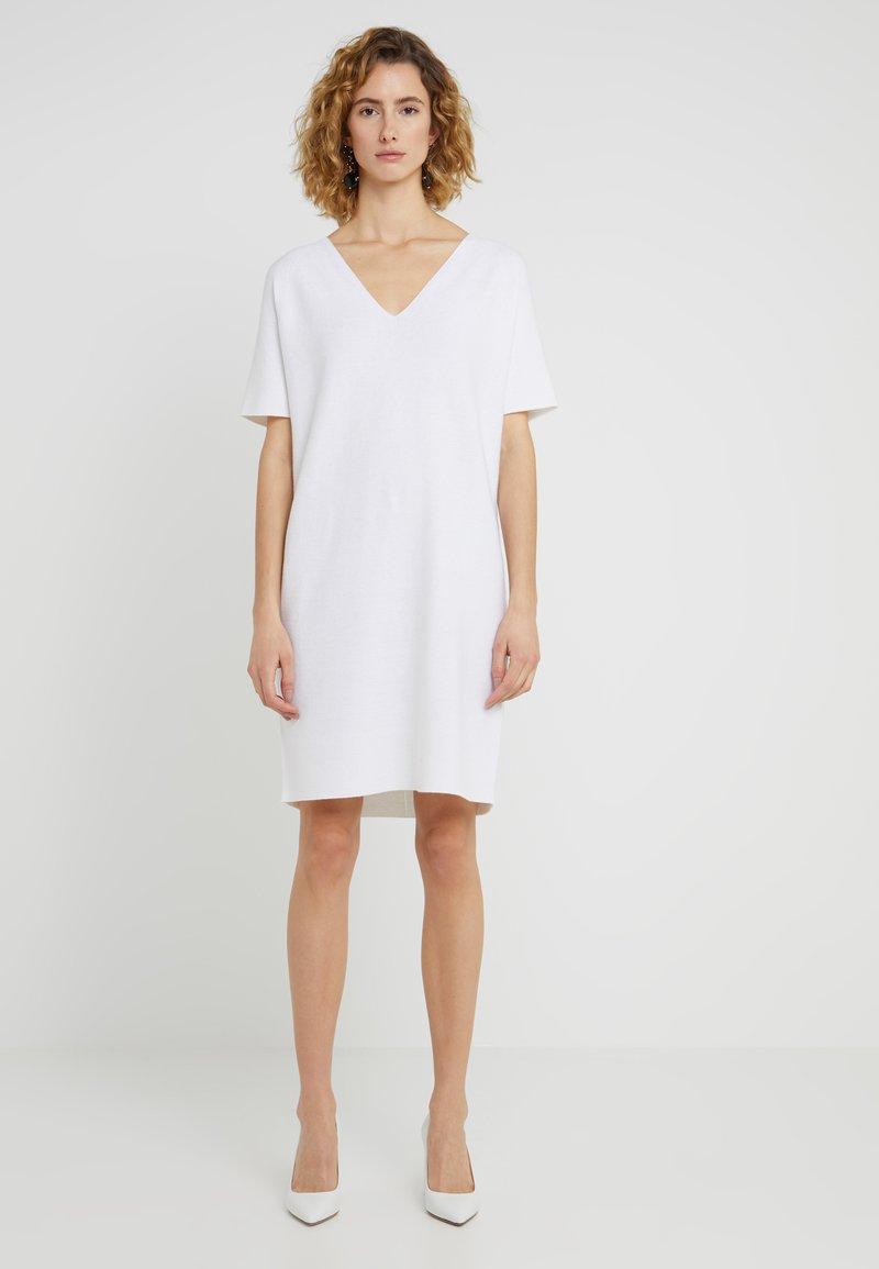 DRYKORN - SALITA - Jumper dress - white