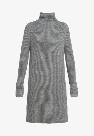 ARWENIA - Pletené šaty - grey