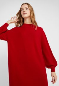 DRYKORN - MARISAL - Robe pull - red - 3