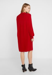 DRYKORN - MARISAL - Robe pull - red - 2