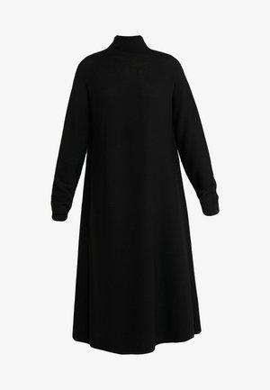 AURELA - Jumper dress - schwarz