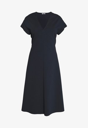 BASIMA - Sukienka z dżerseju - navy