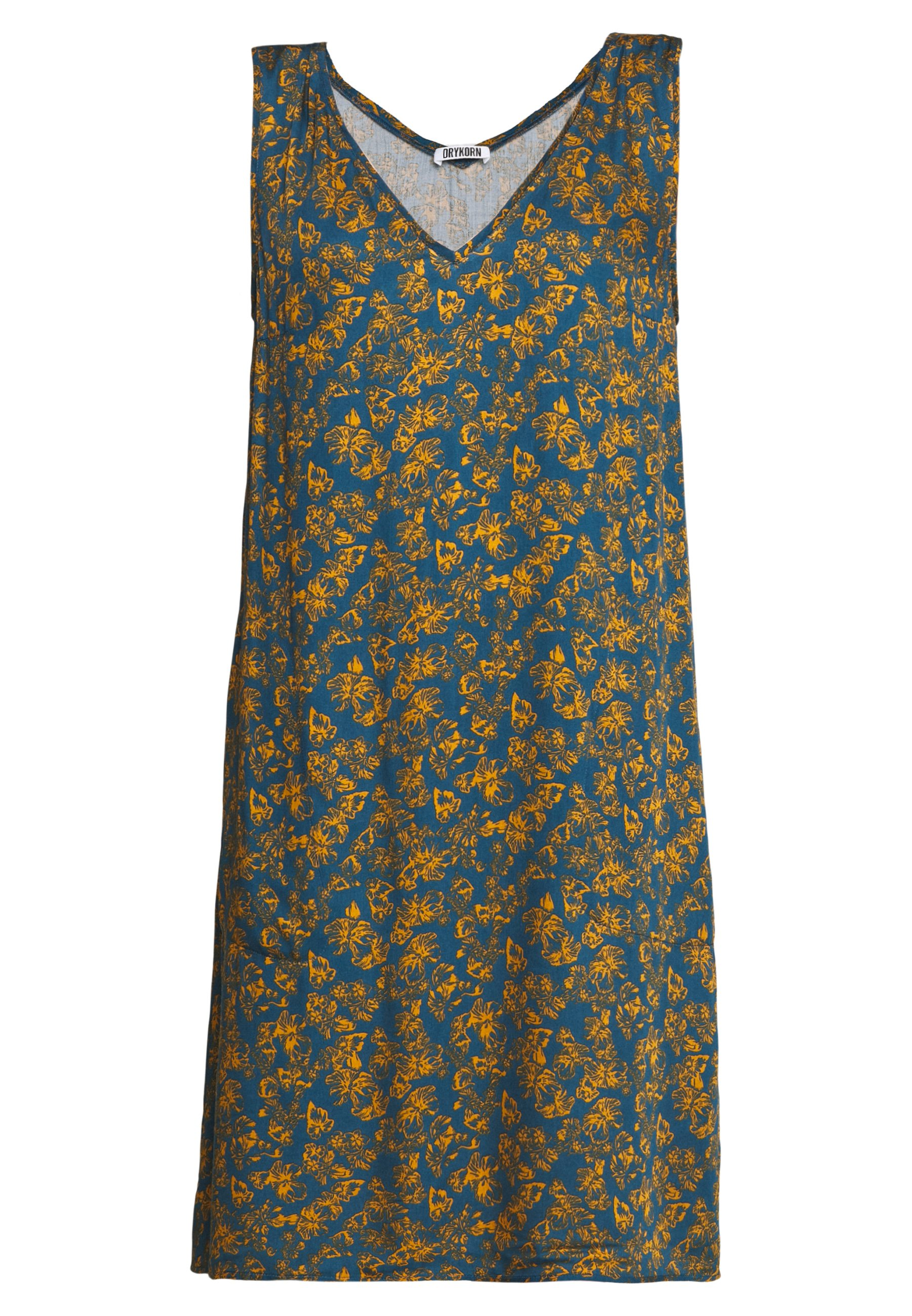 DRYKORN LANIA - Sukienka letnia - petrol