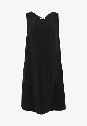 LANIA - Korte jurk - black