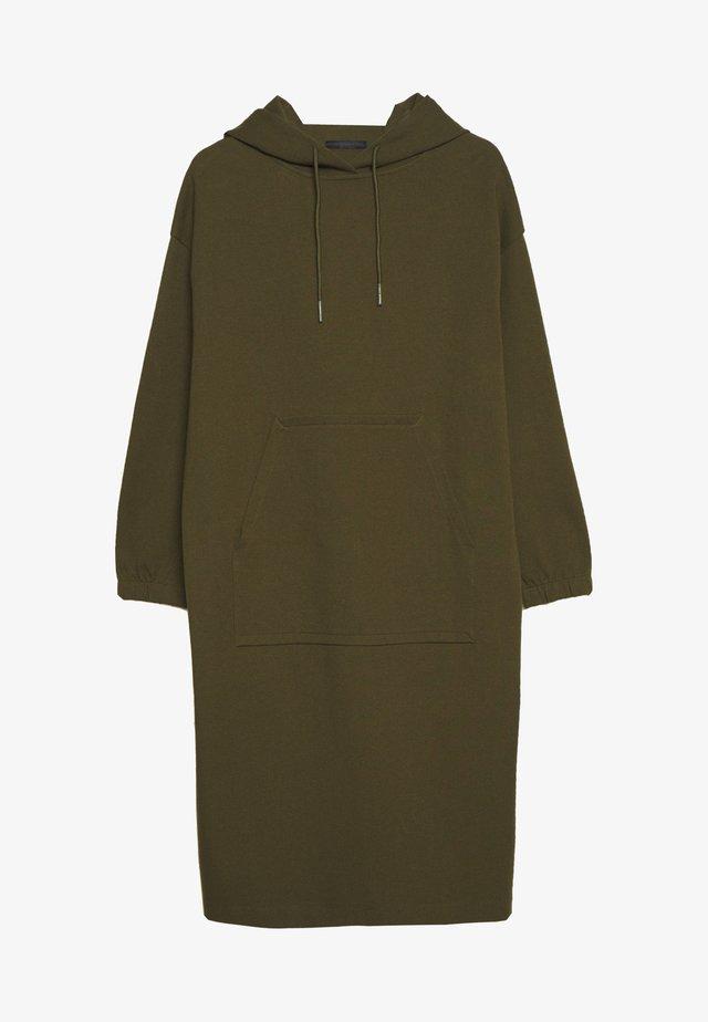SLIMA - Day dress - grün
