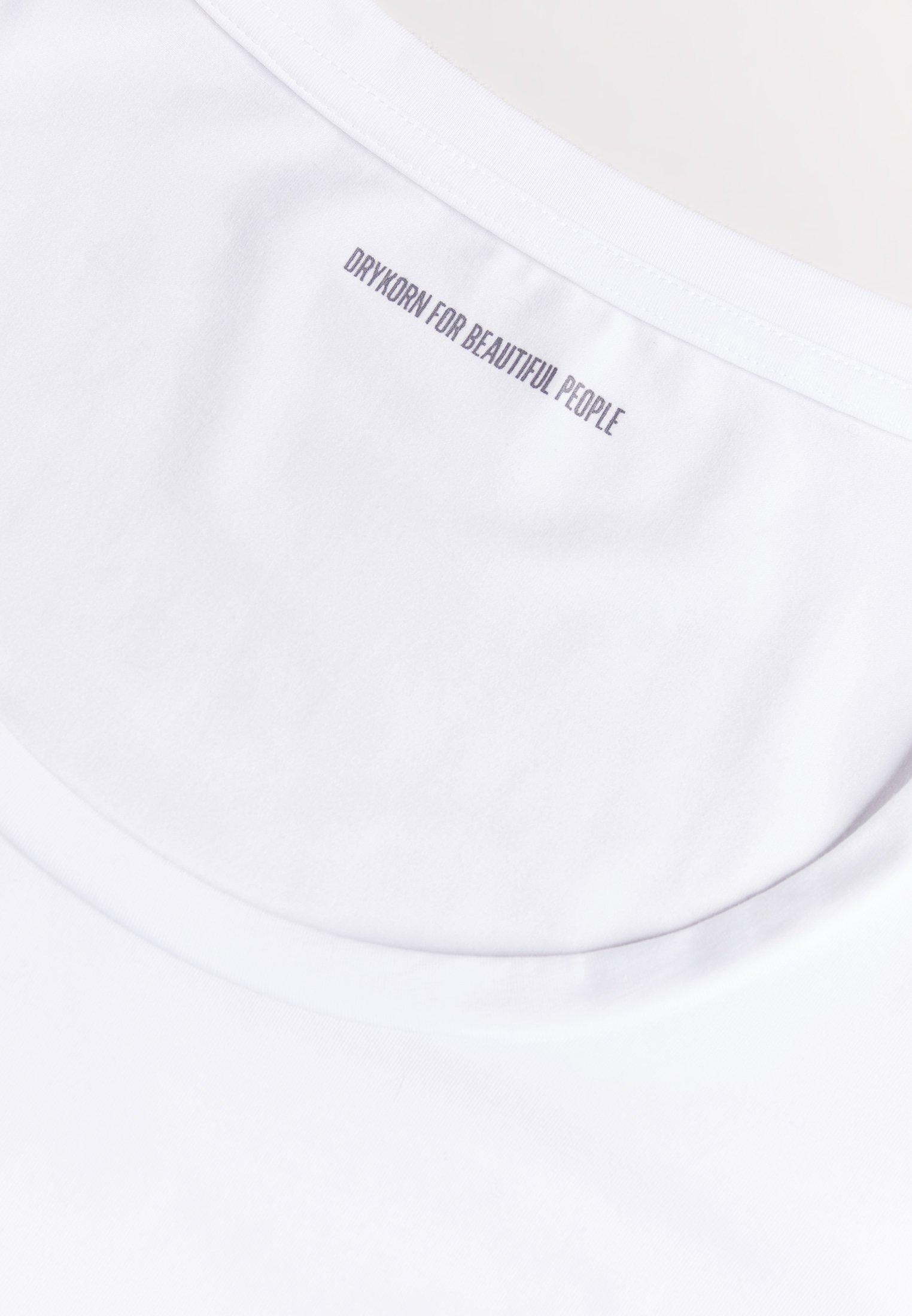 DRYKORN SELIMA - Maglietta a manica lunga - white